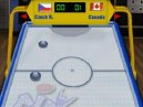 Play free game online Air hockey
