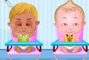 Play free game online Babies clinic. Angela pregnant check up - Play free game online