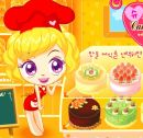 Play free game online Bake a cake. Shopaholic paris - Play free game online