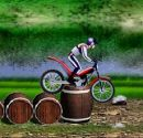 Play free game online Bike mania. Sports heads volleyball - Play free game online