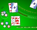 Play free game online Blackjack. Pegz - Play free game online