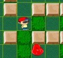 Play free game online Bomber kid. Park a lot - Play free game online