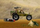 Play free game online Buggy run. Desert rifle 2 - Play free game online