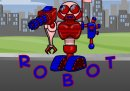 Play free game online Build robot. Park a lot - Play free game online