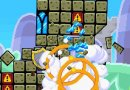 Play free game online Castle kaboom