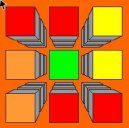 Play free game online Cubic rubic. Pinball - Play free game online