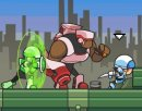 Play free game online Galactic commandos. Armor mayhem - Play free game online