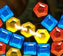 Play free game online Jewelanche 2. Hammer ball - Play free game online