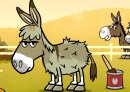 Play free game online Me and my donkey. Aquarium - Play free game online