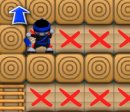 Play free game online Ninja painter. Magic drop - Play free game online