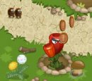Play free game online Save my garden 2. Green kingdom - Play free game online