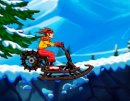 Play free game online Snocross madness. Tow truck - Play free game online