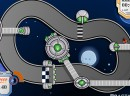 Play free game online Space race. Hurdle race - Play free game online