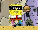 Play free game online Spongebob m mask