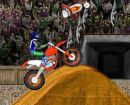 Play free game online Stunt mania 2