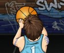 Play free game online Three street basketball